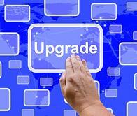 CODA Financials Upgrade
