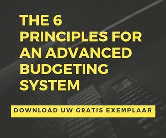 Why Budgeting Fails. 6 Principles for an Advanced Budgeting System