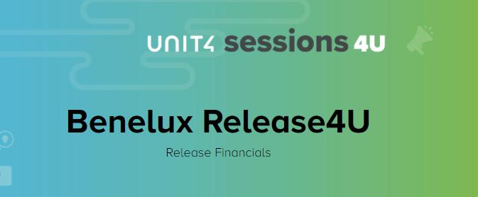 release financials